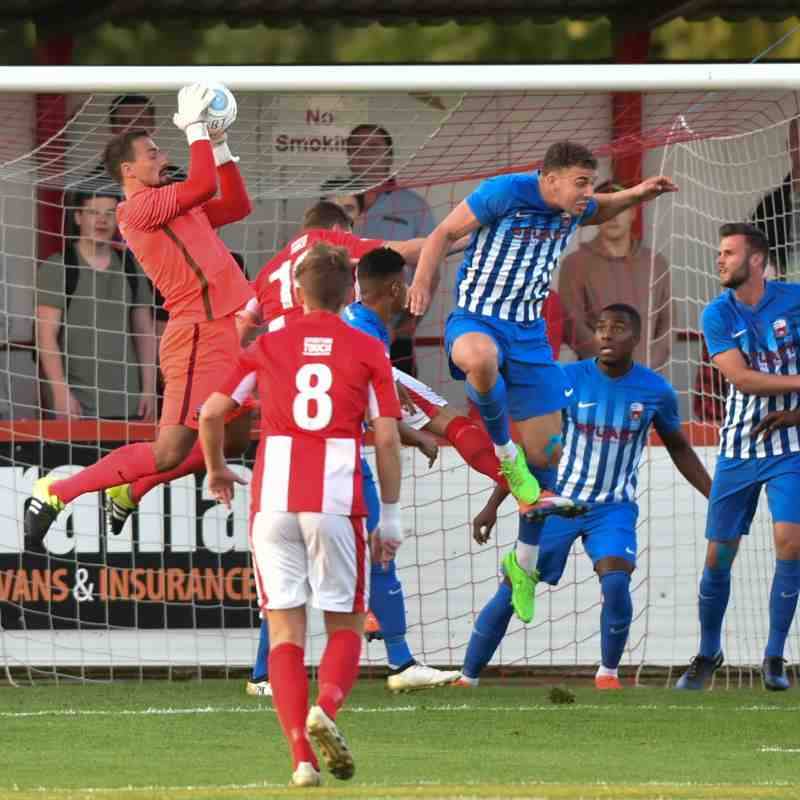 Brackley Town 1 Nuneaton Town 0 (15.08.2017)