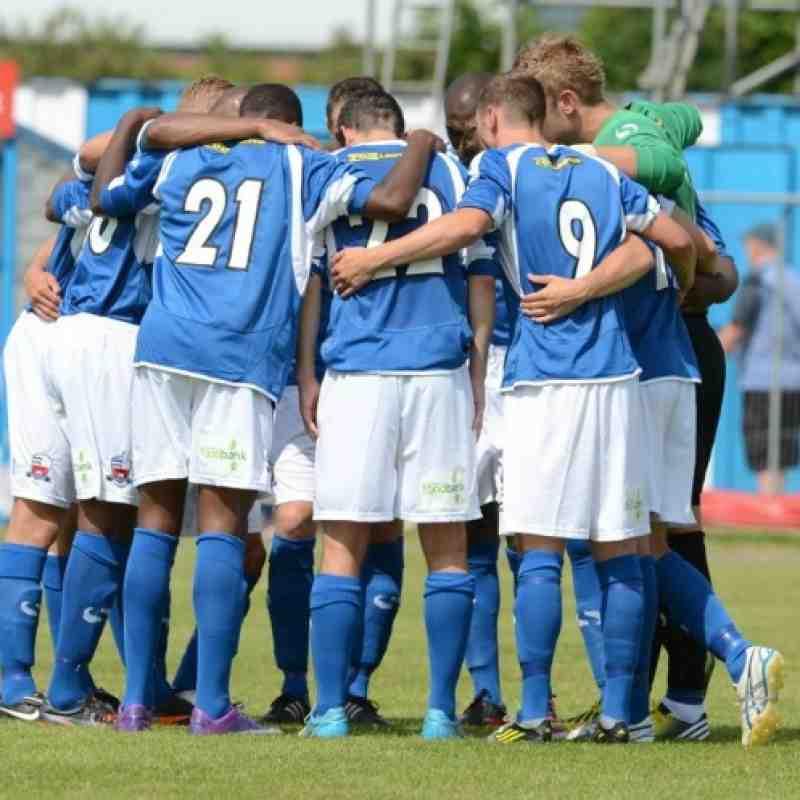 Nuneaton V Coventry Friendly 13-07-2013 -by Simon Kimber