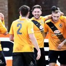 Boston United 3-1 Tamworth